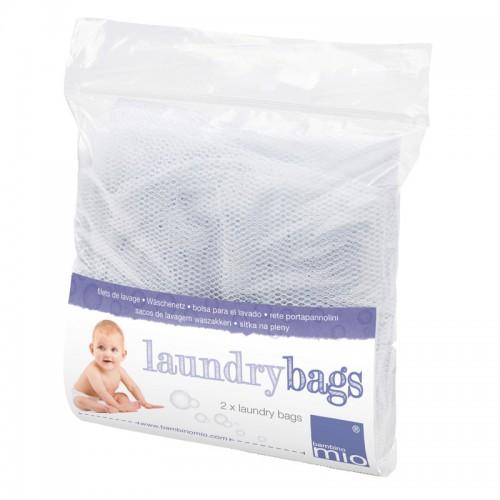 BAMBINO MIO sandarus nešvarių sauskelnių maišelis 2vnt.