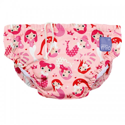 """BAMBINO MIO daugkartinės maudymosi kelnaitės kūdikiams """"Mermaid"""""""