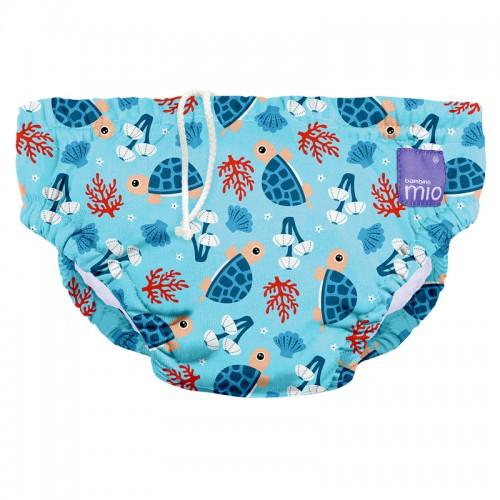 """BAMBINO MIO daugkartinės maudymosi kelnaitės kūdikiams """"Turtle"""""""