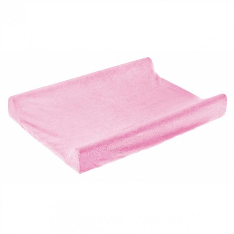 SENSILLO užvalkalas vystymo lentai, rožinis (50x70 cm)