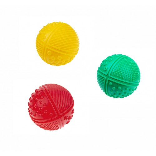TULLO kamuoliukas sensoriniam vystymui, 1 vnt.