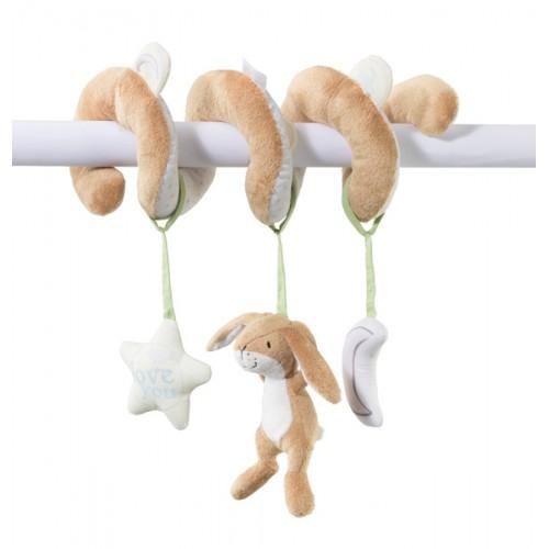 GHMILY vaikiškos lovytės spiralė