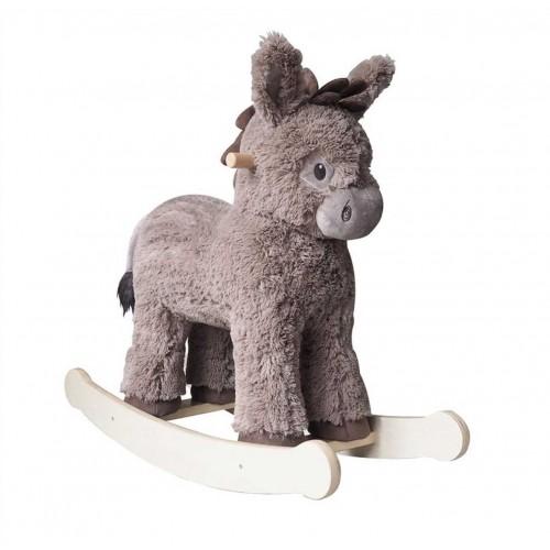 """LITTLE BIRD TOLD ME supamas arkliukas """"Donkey Norbert"""" 12+ mėn."""