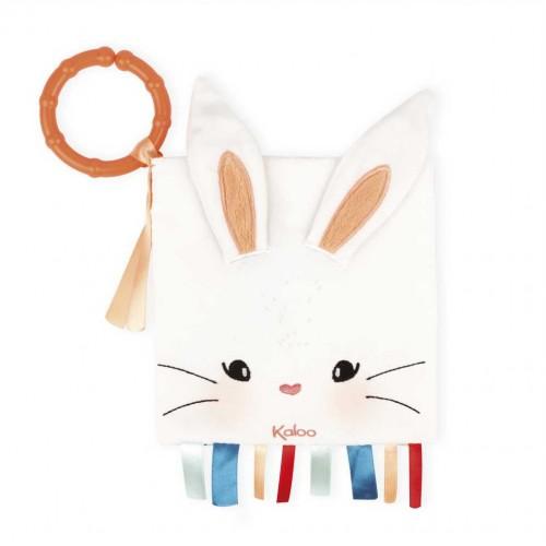 """KALOO atradimų ir veiklos knygelė """"The Rabbit In Love"""""""