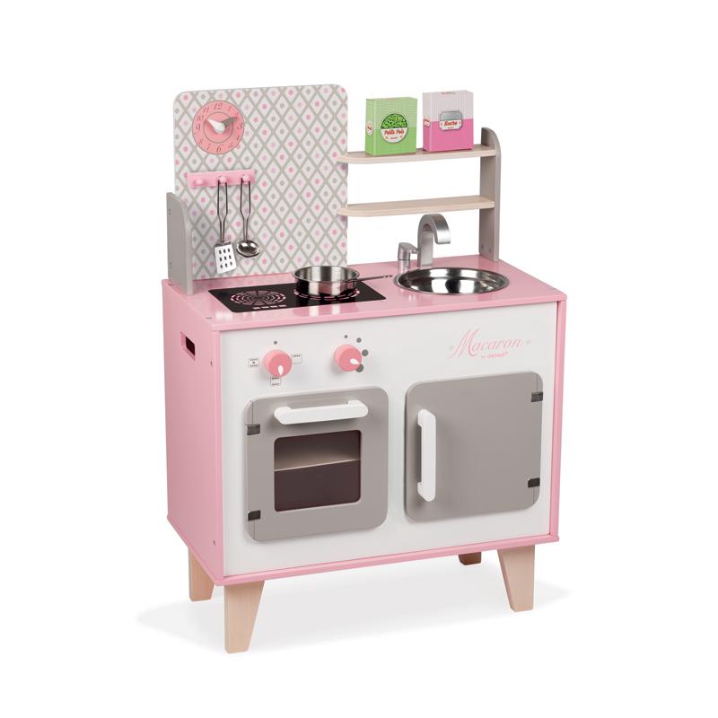 """JANOD medinė virtuvėlė """"Macaron Cooker"""""""
