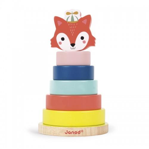 "JANOD medinis bokštas ""Forest Fox"""