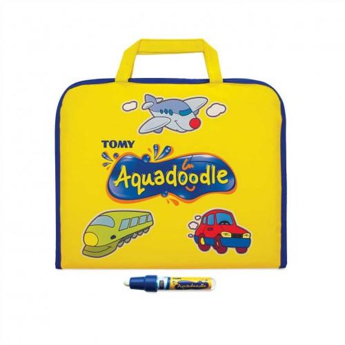 """TOMY Aquadoodle piešimo vandeniu kilimėlis-lagaminėlis nuo 18 mėn. """"Colour Doodle Bag"""""""