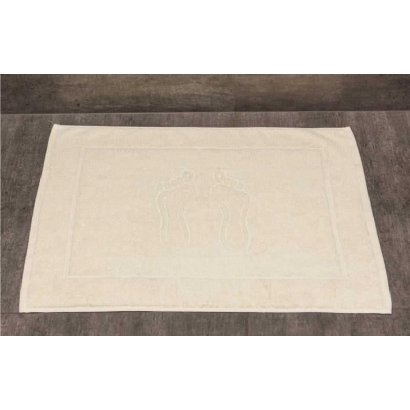 """ROSSETTI vonios kilimėlis-rankšluostis """"Pėdutės"""" (Cream)"""