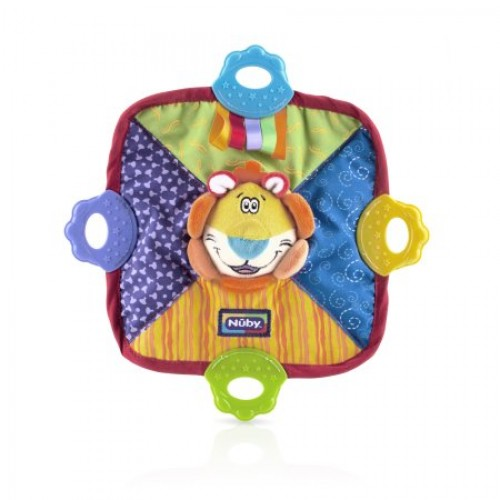 """NUBY kramtukas - migdukas """"Lion"""""""