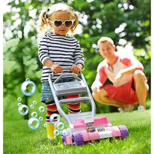 Lauko žaislai, žaidimai ir tyrinėjimas