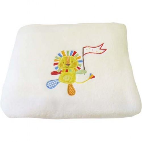 SUNCREST Jolly Jamboree vaikiškos lovytės antklodė