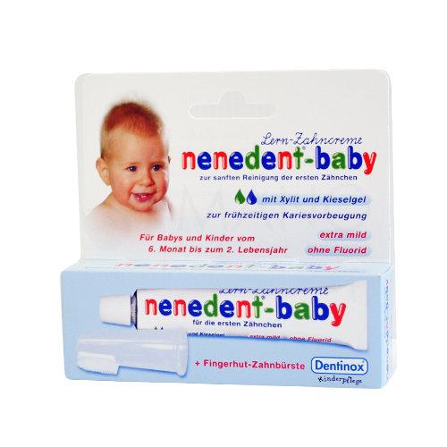 """DENTINOX dantų pasta vaikams 20 ml. """"Nenedent"""""""