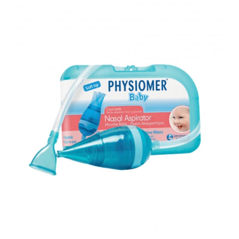PHYSIOMER kūdikių nosies gleivių atsiurbiklis