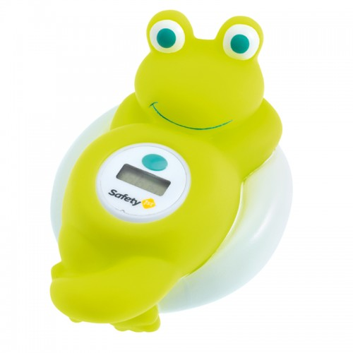 "SAFETY 1ST skaitmeninis vonios termometras ""Frog"""
